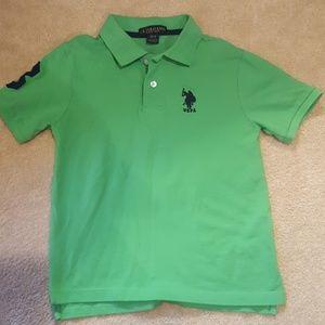 US Polo brand polo boys sz 10/12